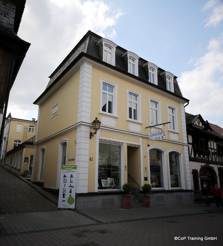 CoP Training - Hauptstraße 41, mitten in Königstein
